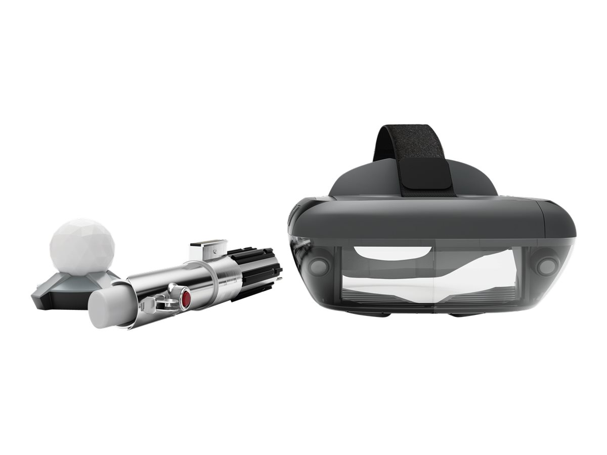 Image for Star Wars: Jedi Challenges Ar Headset With Lightsaber Controller And Tracking Beacon (Lenovo Ar-7561N) from Circuit City