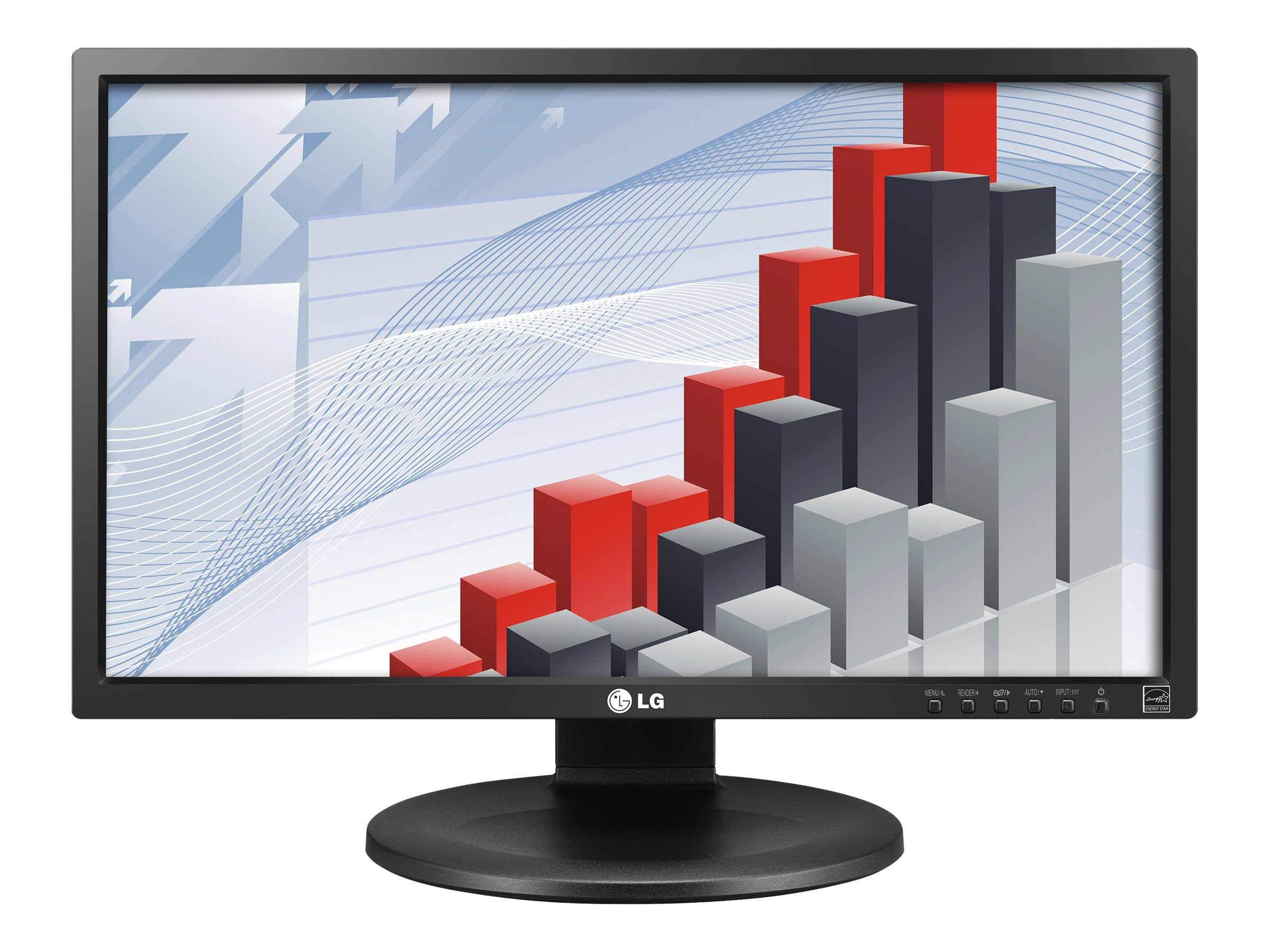 "Image for Lg - Led Monitor - Full Hd (1080P) - 24"" from Circuit City"