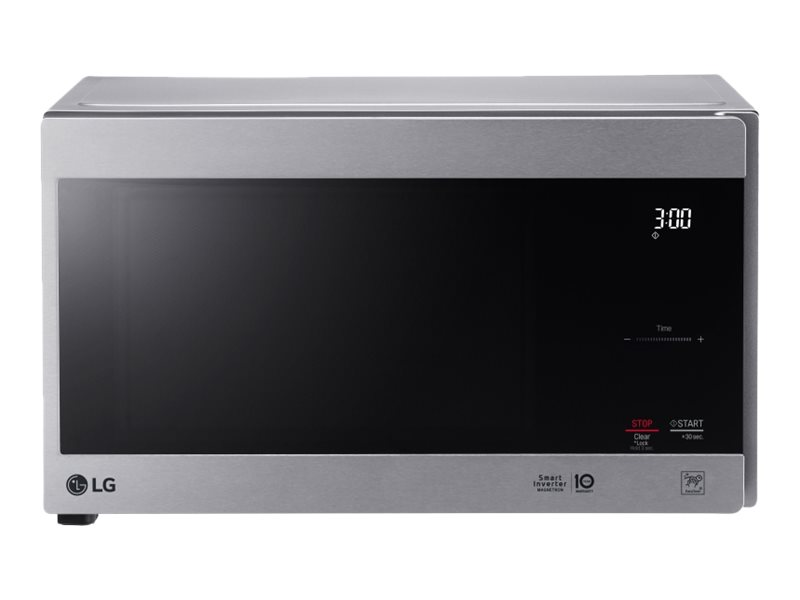 Image for Lg Neochef - Microwave Oven - Freestanding - Stainless Steel from Circuit City