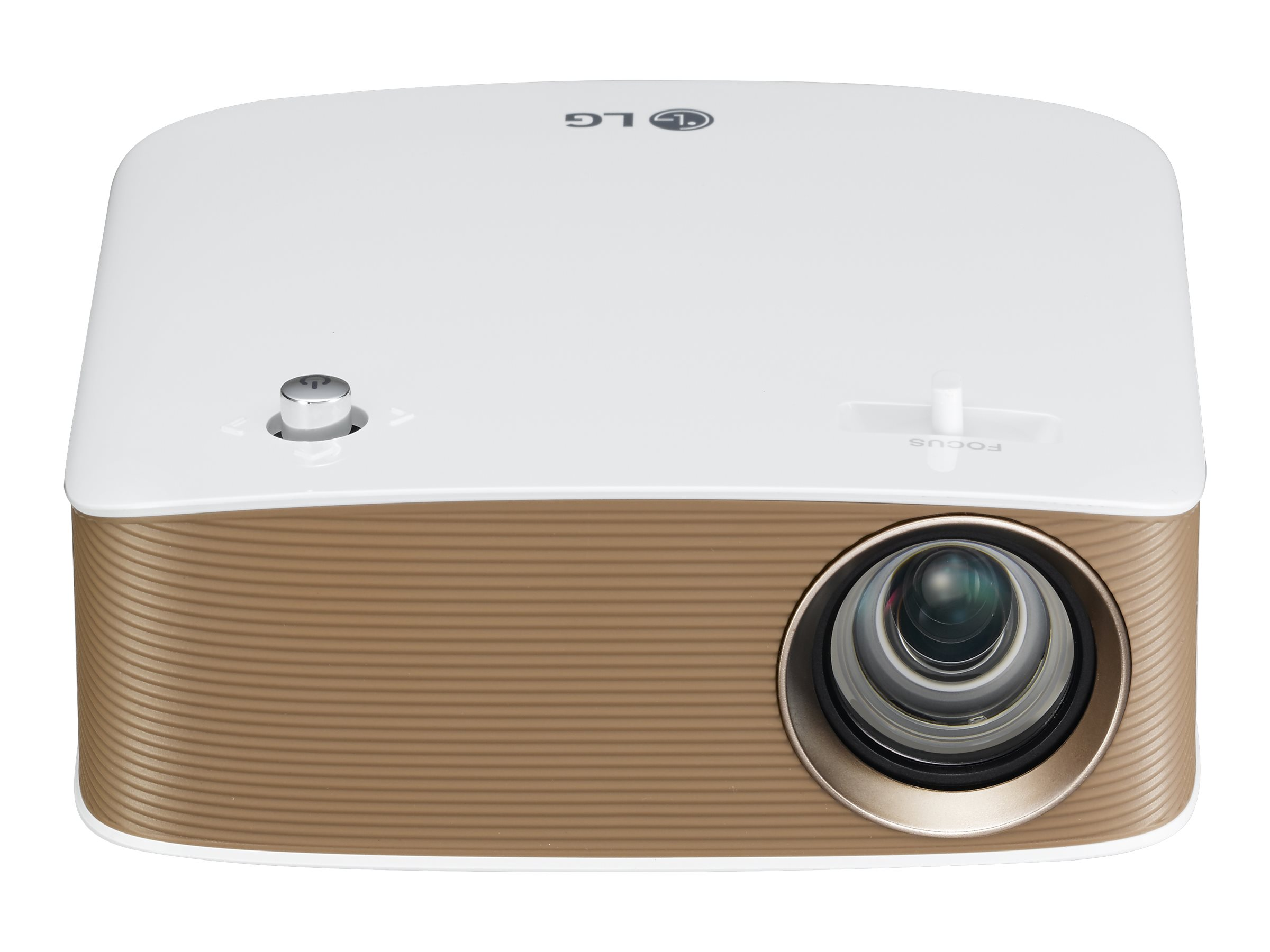 Image for Lg Hd Led Projector With Embedded Battery And Screen, 130 Lumens from Circuit City