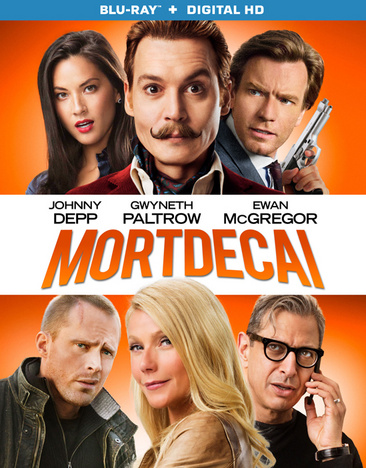 Image for Mortdecai (Blu Ray W/Digital Hd) (Ws/Eng/Eng Sub/Span Sub/7.1Dts-Hd) from Circuit City