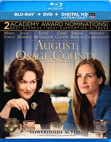 Image for August-Osage County (Blu-Ray/Dvd Combo/Uv/2 Disc) from Circuit City