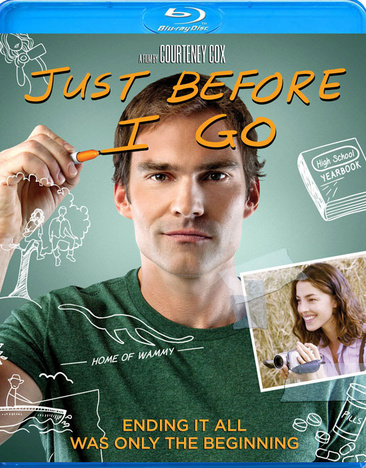 Image for Just Before I Go (Blu-Ray) from Circuit City