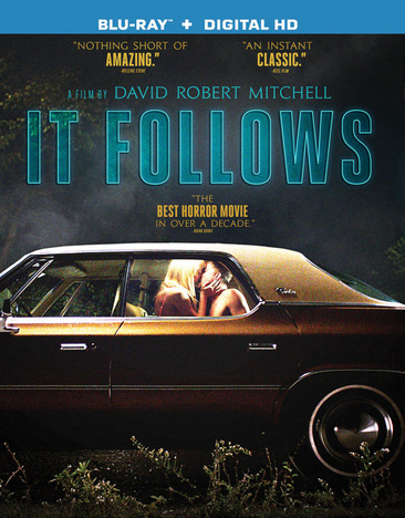 Image for It Follows (Blu-Ray/Ultraviolet) from Circuit City