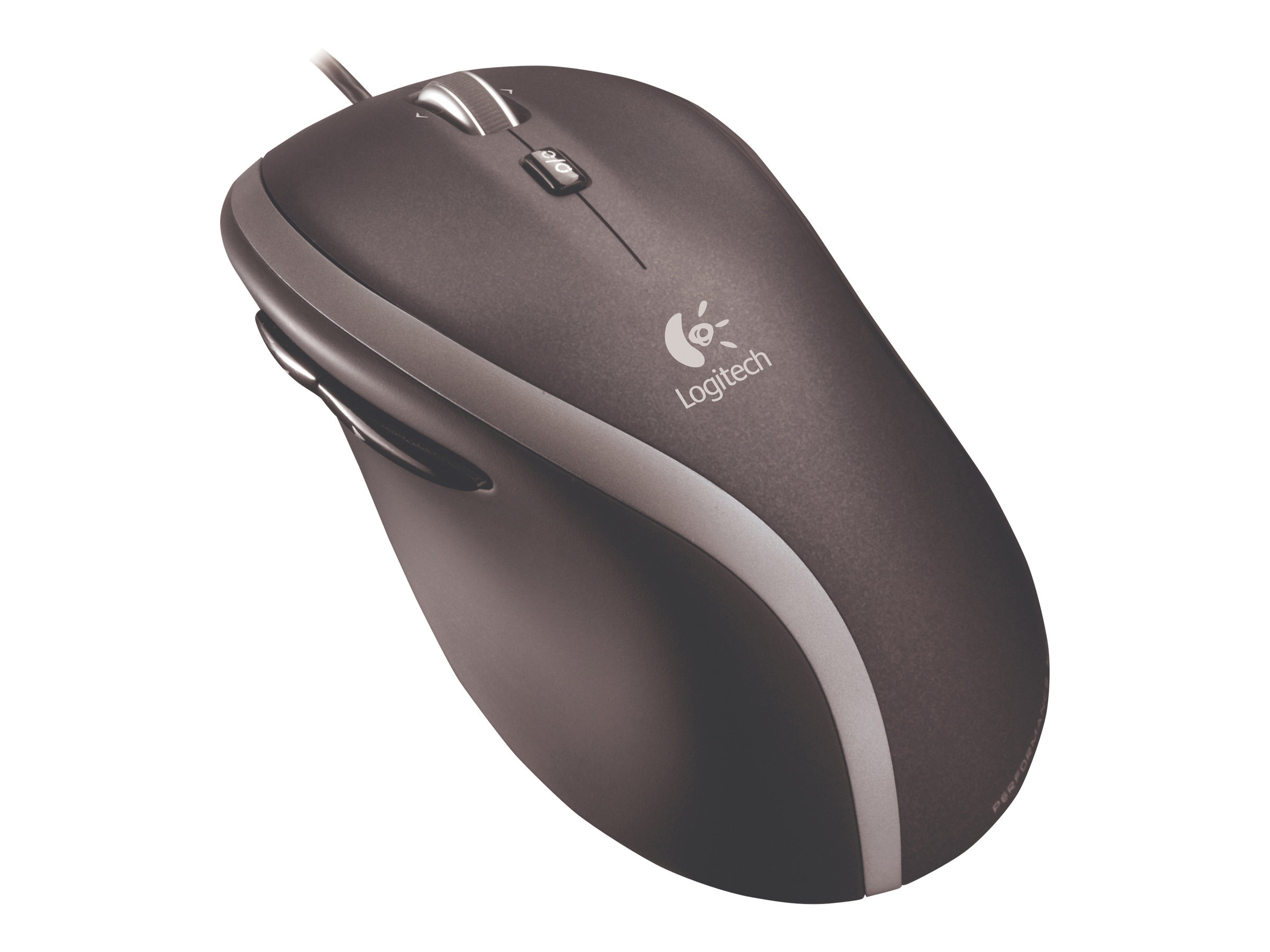 Image for Logitech M500 - Mouse - Usb from Circuit City
