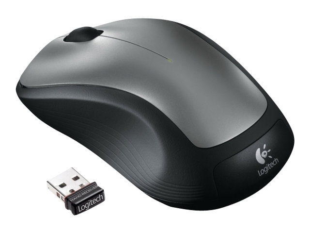 Image for Logitech M310 - Mouse - 2.4 Ghz - Silver from Circuit City