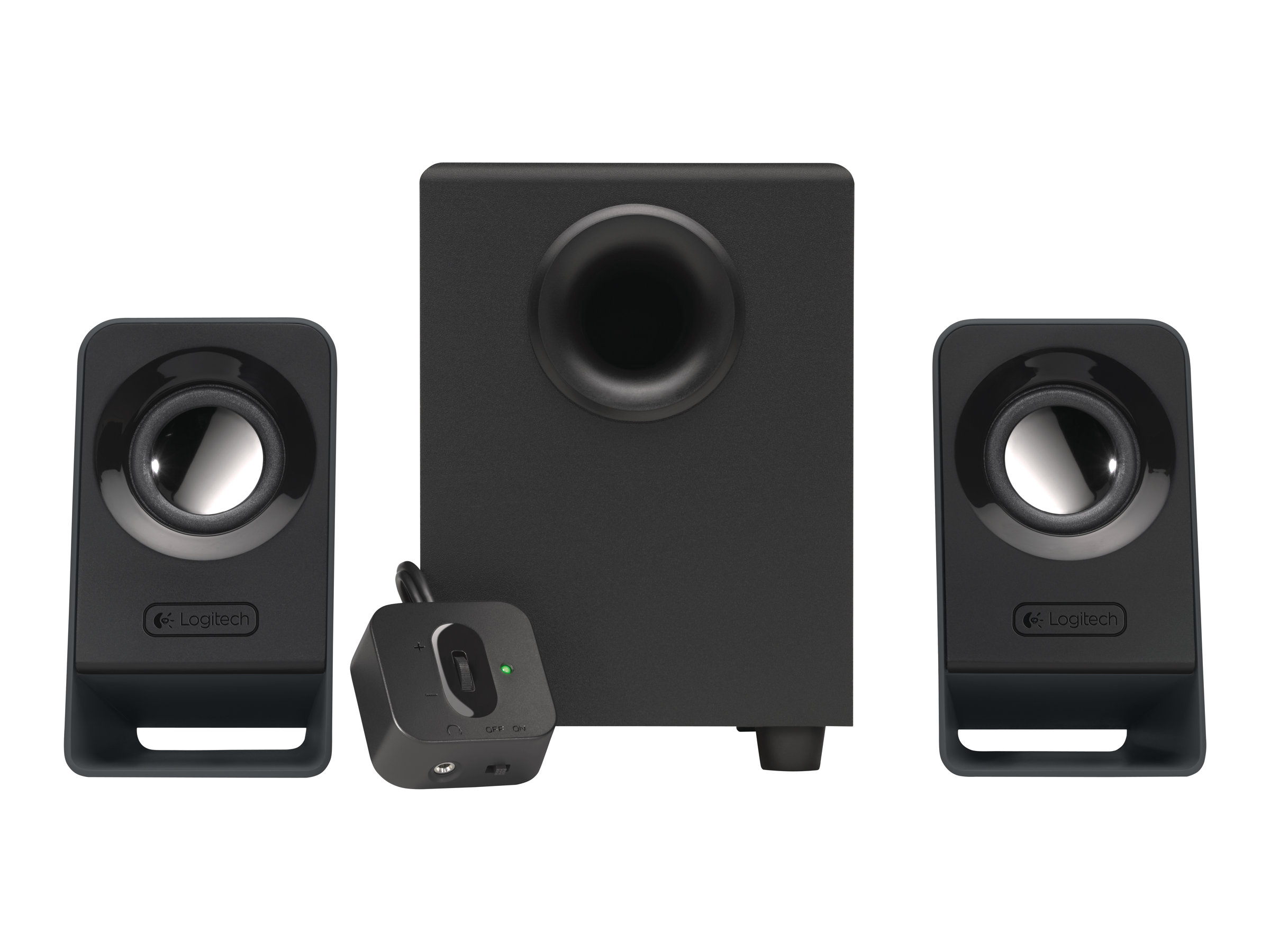 Image for Logitech Z213 - Speaker System - For Pc from Circuit City