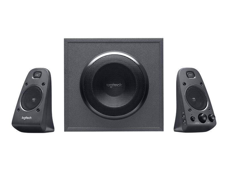 Image for Logitech Z625 Powerful Thx Speakers from Circuit City