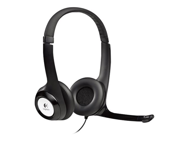 Image for Logitech Usb Headset H390 - Headset from Circuit City