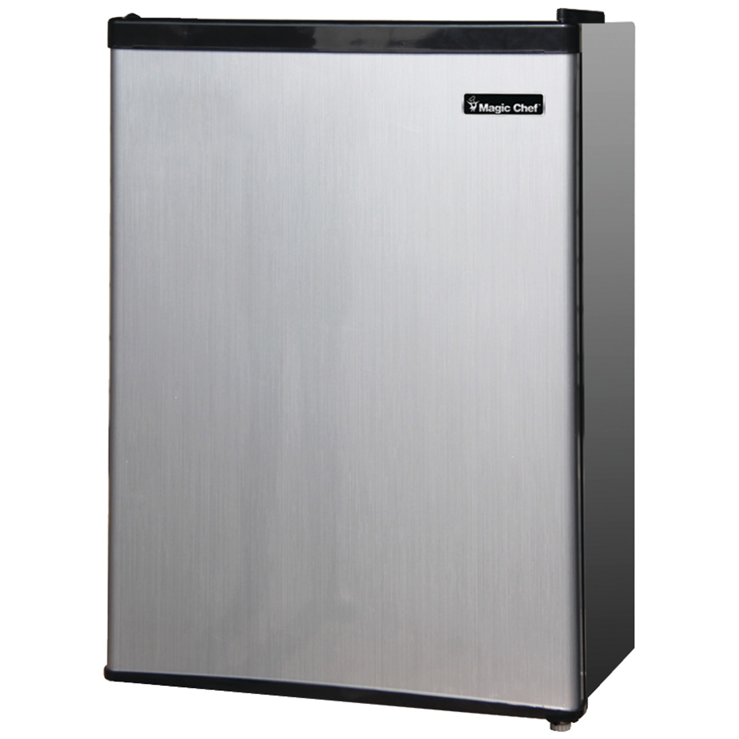 Image for Magic Chef - Refrigerator - Freestanding - Stainless Steel from Circuit City