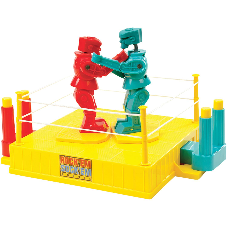 Image for Mattel - Rock'Em Sock'Em Robots from Circuit City