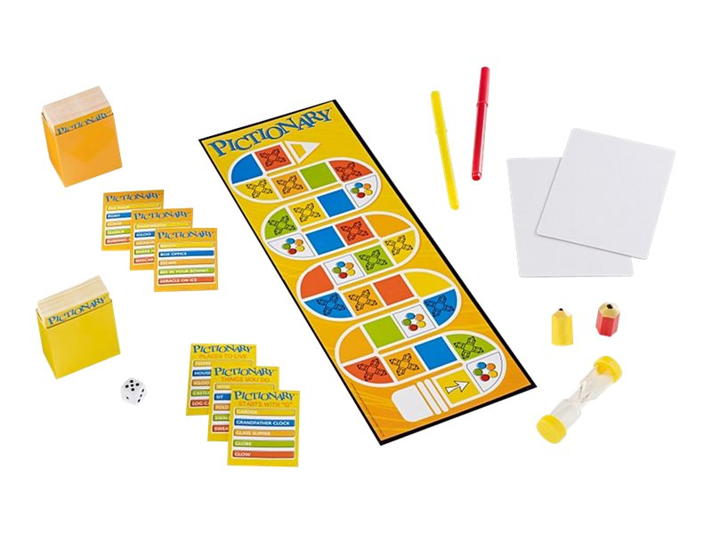 Image for Mattel Games - Pictionary from Circuit City
