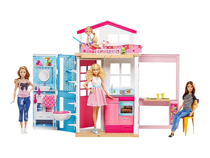 Image for Barbie - 2-Story House from Circuit City