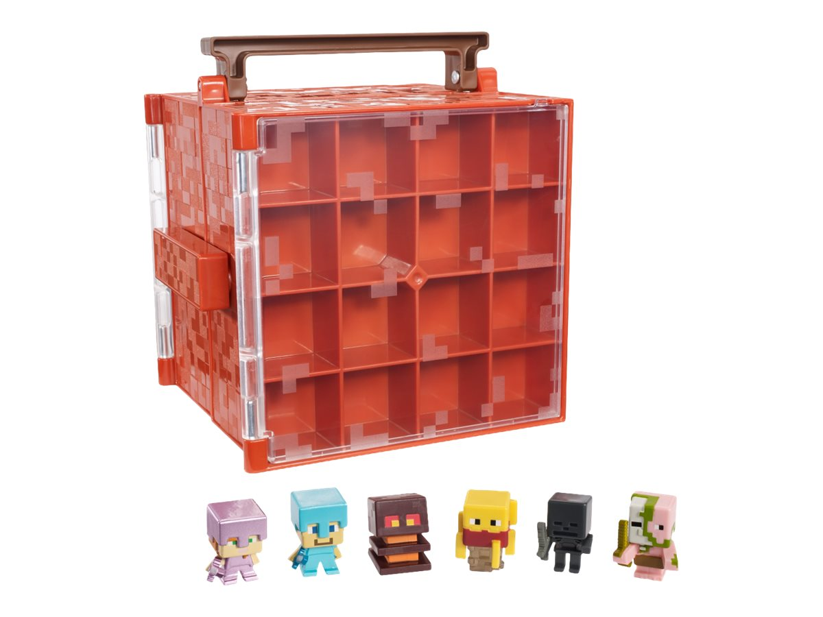 Image for Mattel Minecraft - Minecraft Mini-Figure Collector Case from Circuit City