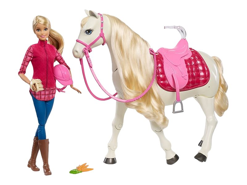 Image for Barbie - Barbie and her DreamHorse from Circuit City
