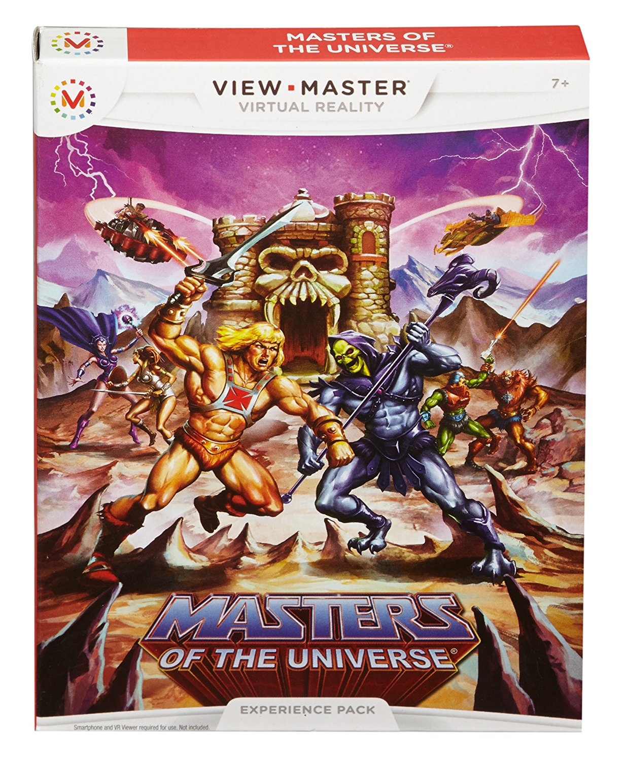Image for View-Master Experience Pack Masters of the Universe - virtual reality tag from Circuit City