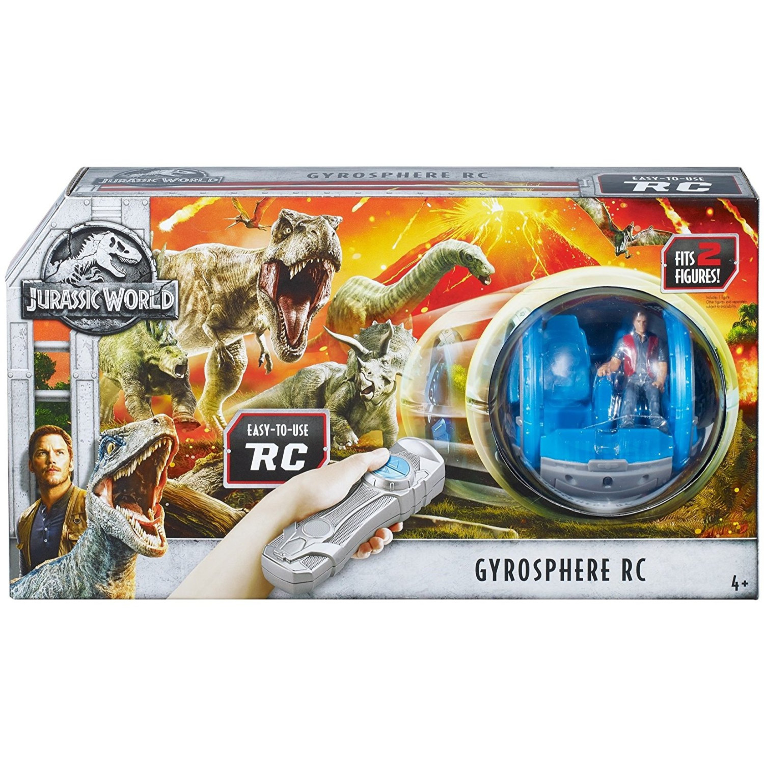 Image for Mattel Jurassic World - Gyrosphere from Circuit City
