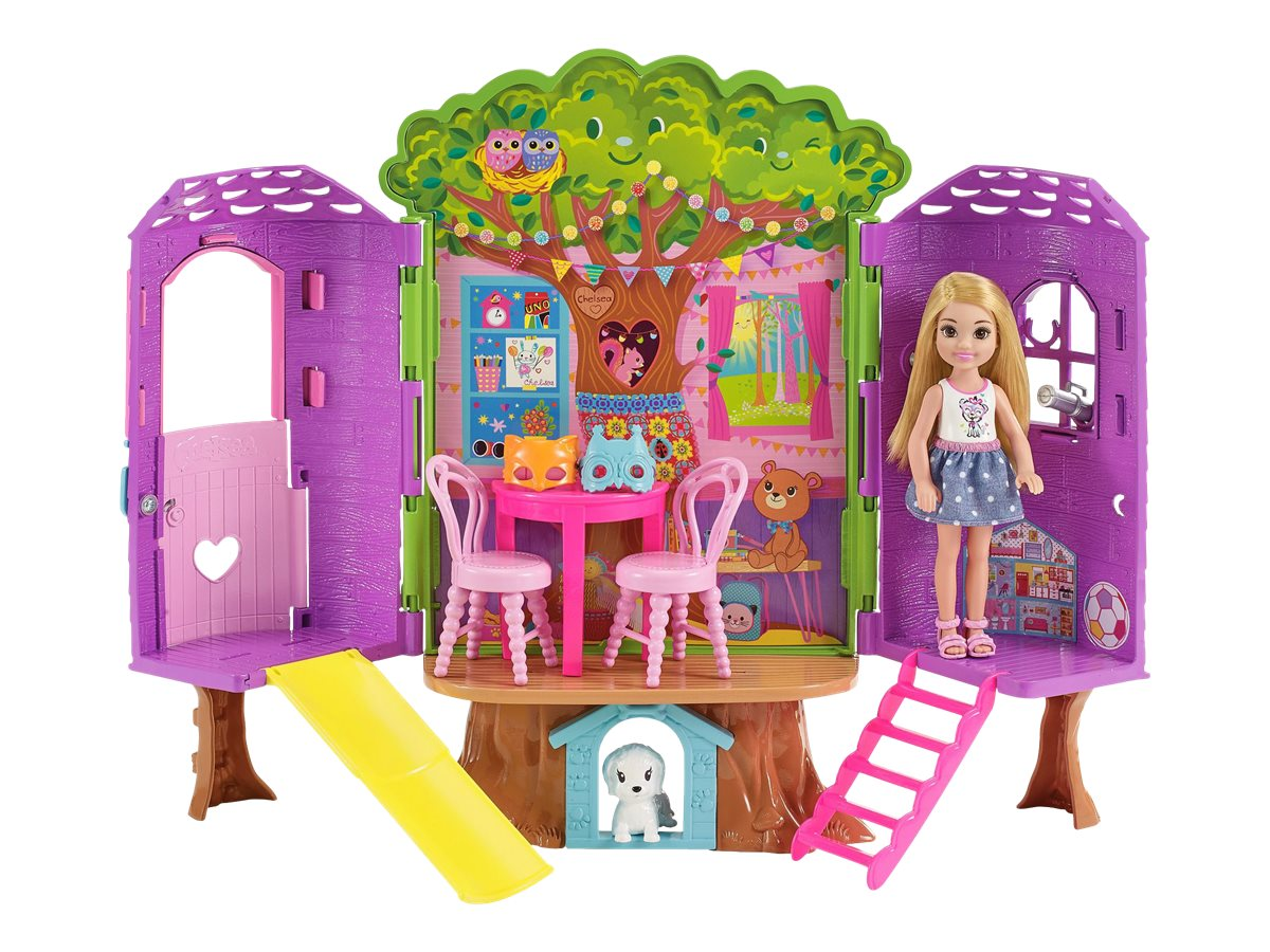 Image for Barbie Club Chelsea - Doll and Accessory from Circuit City