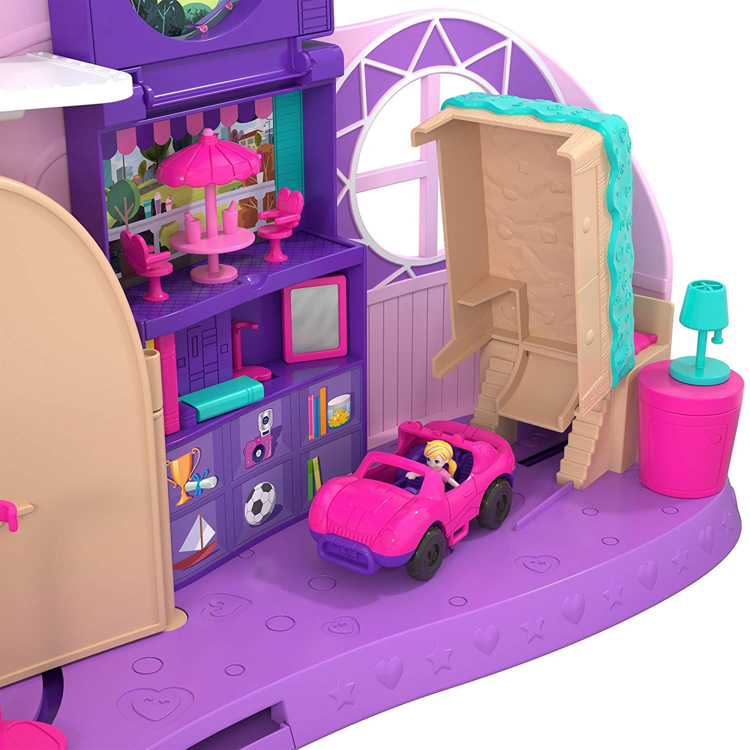 Image for Polly Pocket Go Tiny! - Room Playset from Circuit City