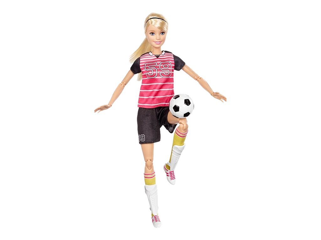 Image for Barbie Made To Move - Soccer Player from Circuit City