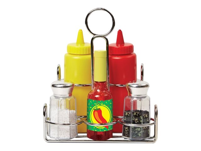Image for Melissa & Doug Let's Play House! - Condiment Set from Circuit City