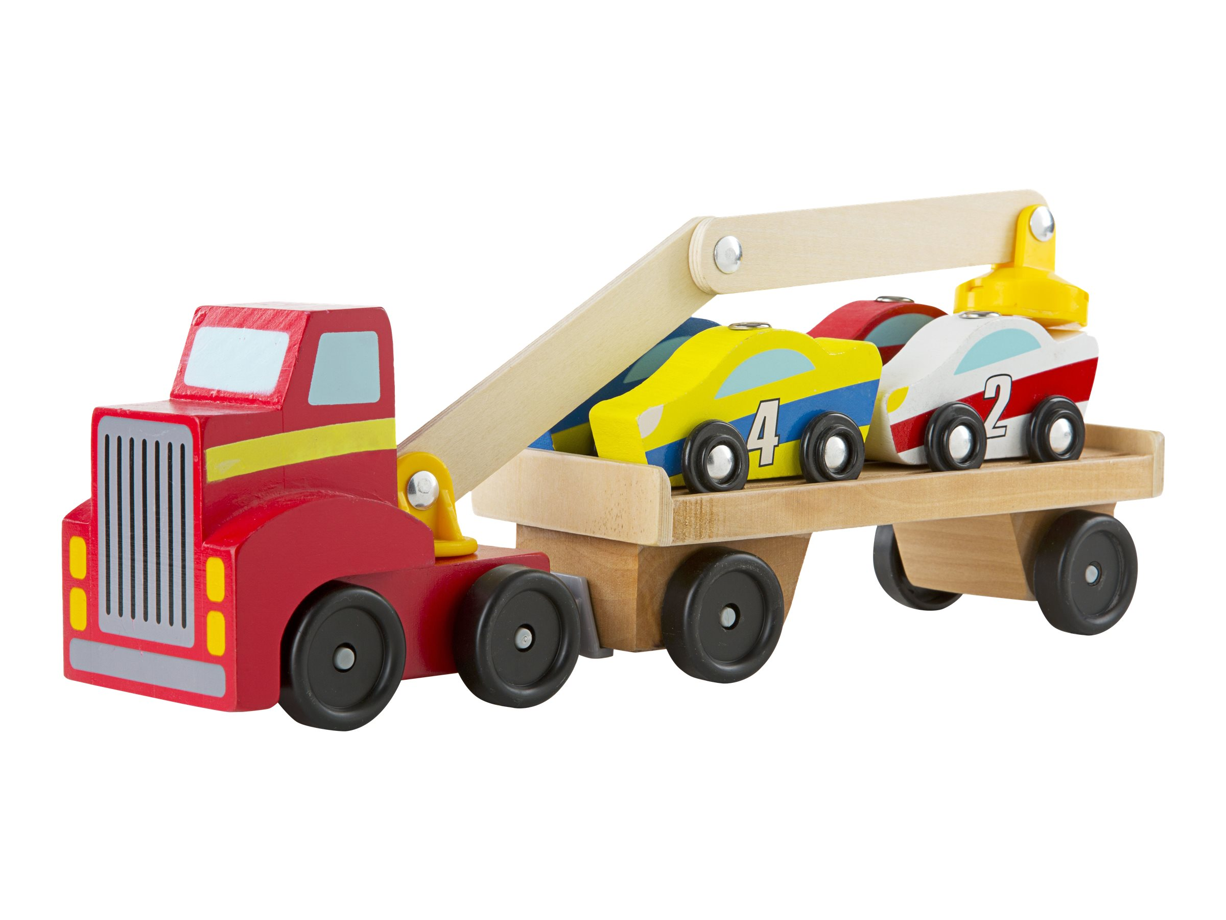 Image for Melissa & Doug MAGNETIC CAR LOADER TRUCKS from Circuit City