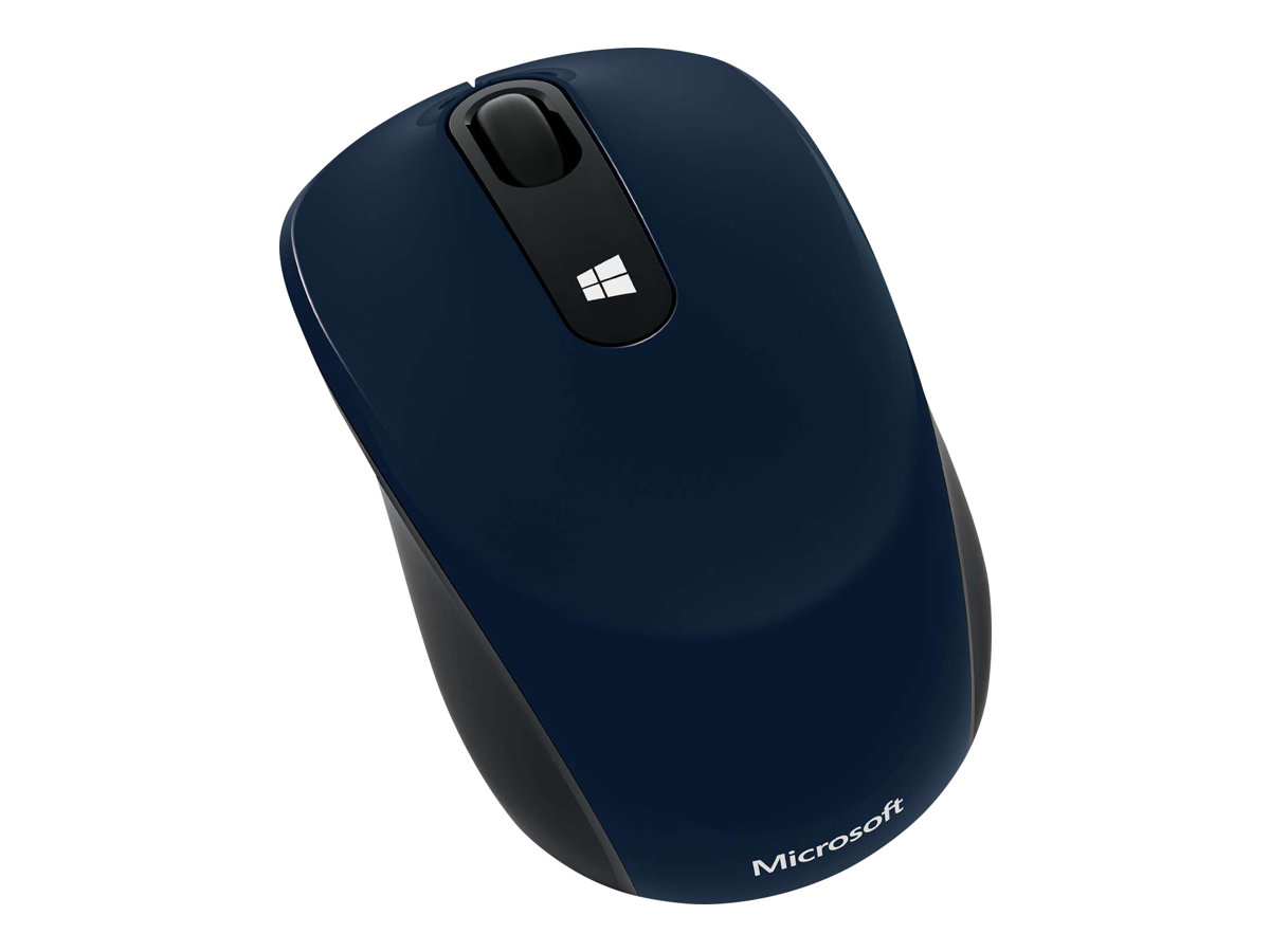 Image for Microsoft Sculpt Mobile Mouse - Mouse - 2.4 Ghz - Wool Blue from Circuit City