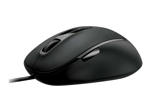 Image for Microsoft Comfort Mouse 4500 For Business - Mouse - Usb - Black, Anthracite from Circuit City