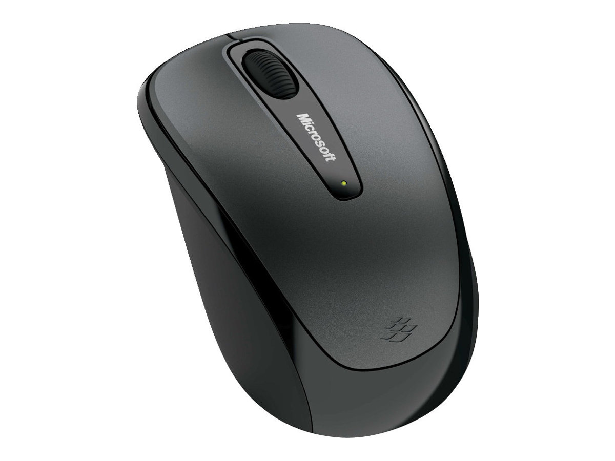 Image for Microsoft Wireless Mobile Mouse 3500 For Business - Mouse - 2.4 Ghz from Circuit City