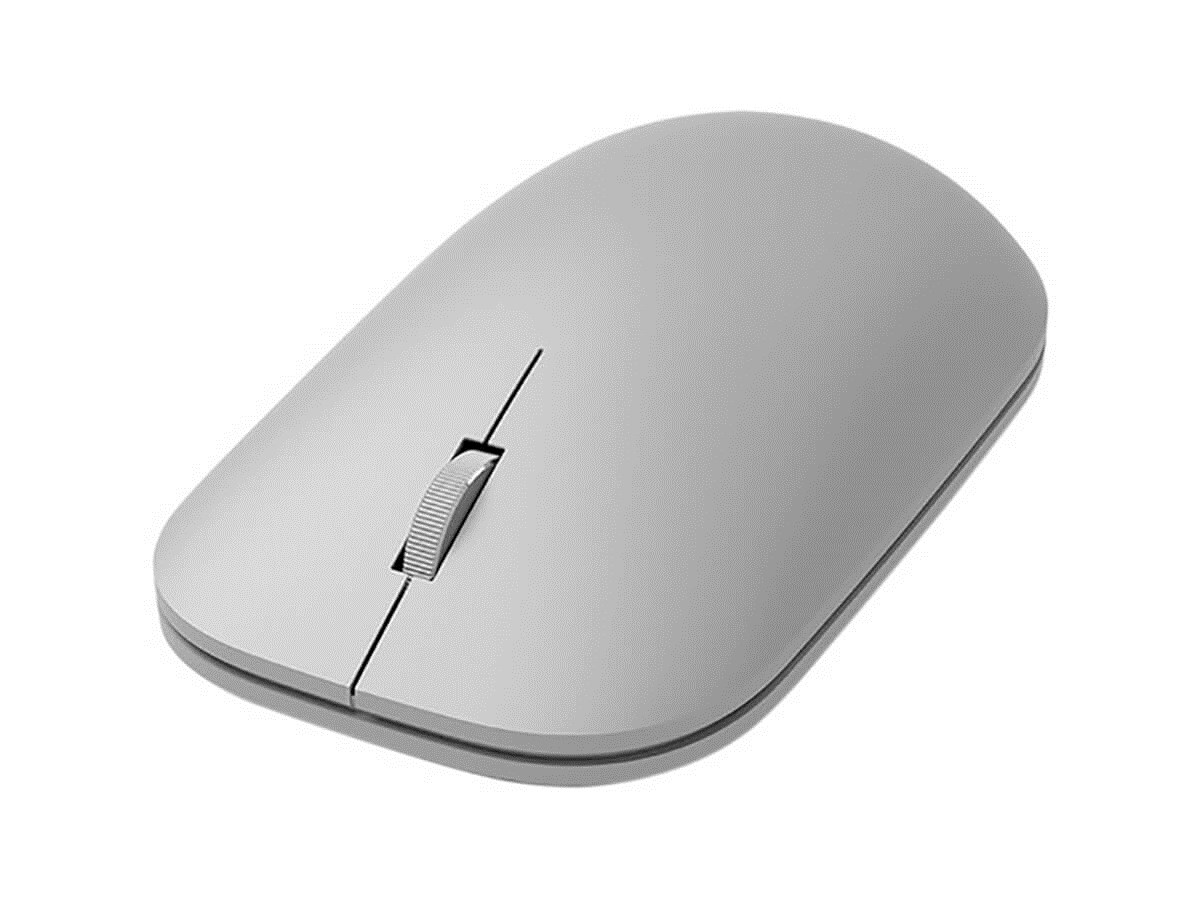 Image for Microsoft Modern Mouse - Mouse - Bluetooth 4.0 - Soft Silver from Circuit City