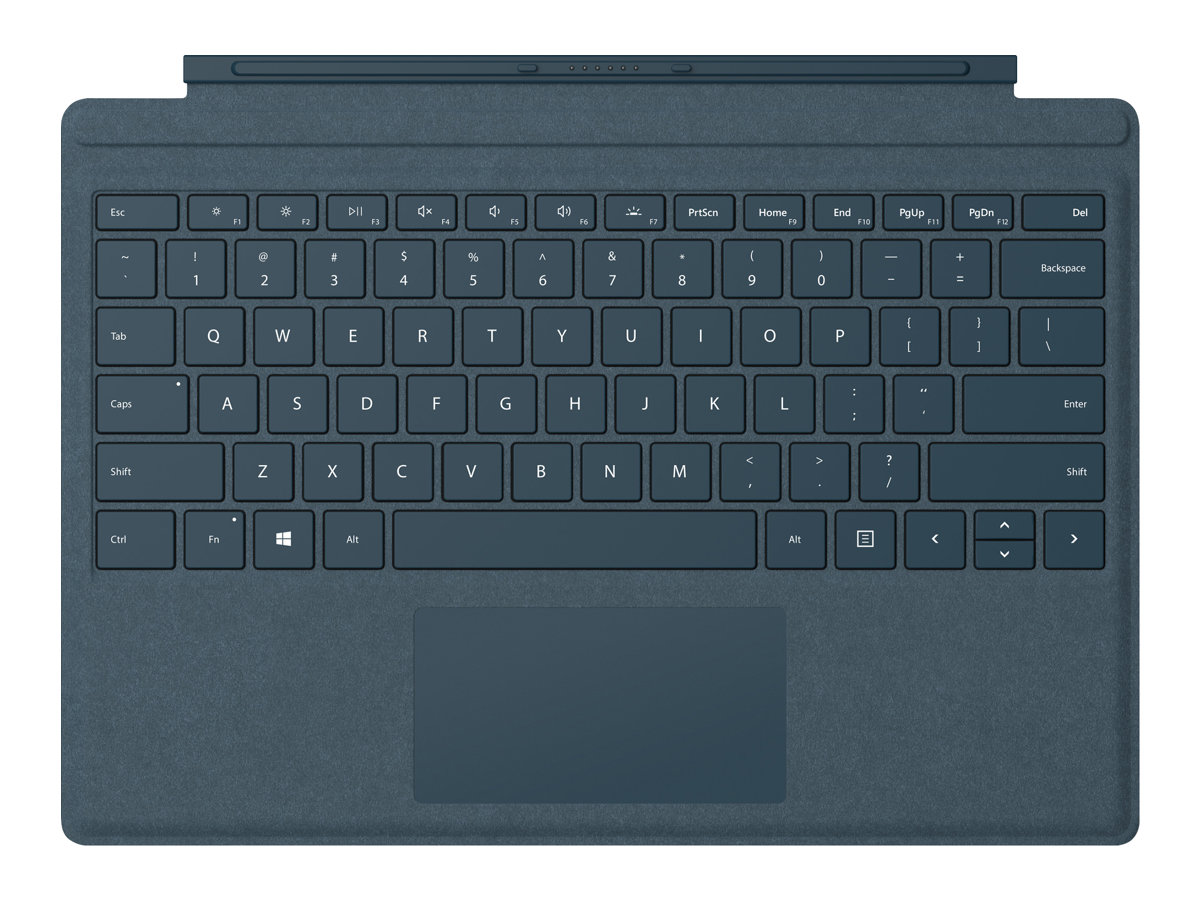 Image for Microsoft Surface Pro Signature Type Cover - Keyboard - With Trackpad, Accelerometer - Us from Circuit City