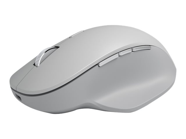Image for Microsoft Surface Precision Mouse - Mouse - Usb, Bluetooth 4.0 - Gray from Circuit City