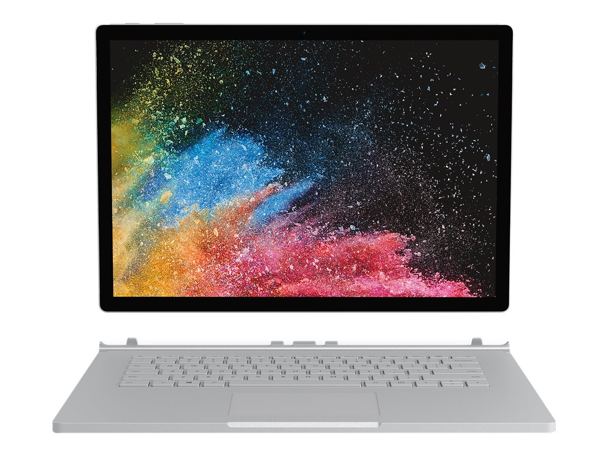 """Image for Microsoft Surface Book 2 - 13.5"""" - Core i5 7300U - 8 GB RAM - 256 GB SSD  - North America from Circuit City"""