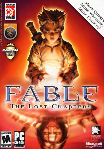 Image for Fable The Lost Chapters from Circuit City