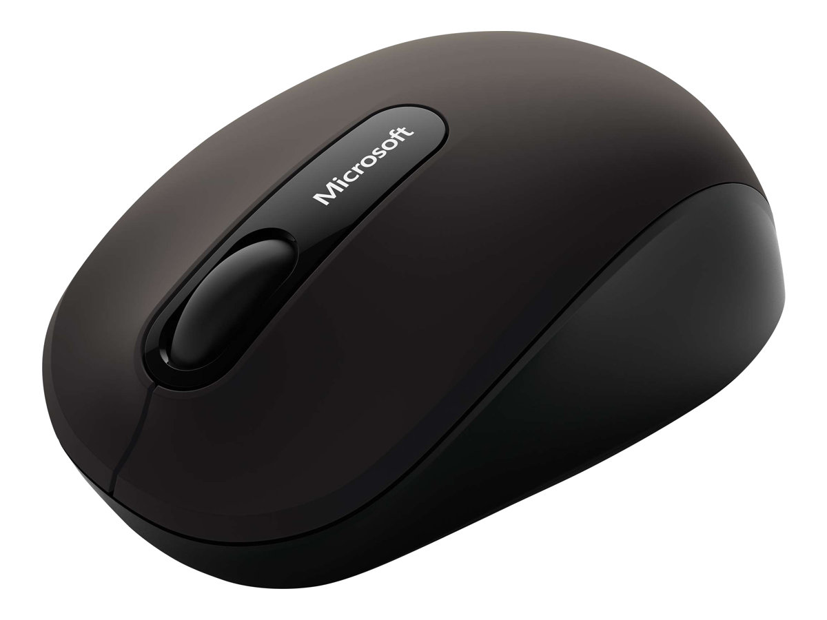 Image for Microsoft Bluetooth Mobile Mouse 3600 - Mouse - Bluetooth 4.0 - Black from Circuit City