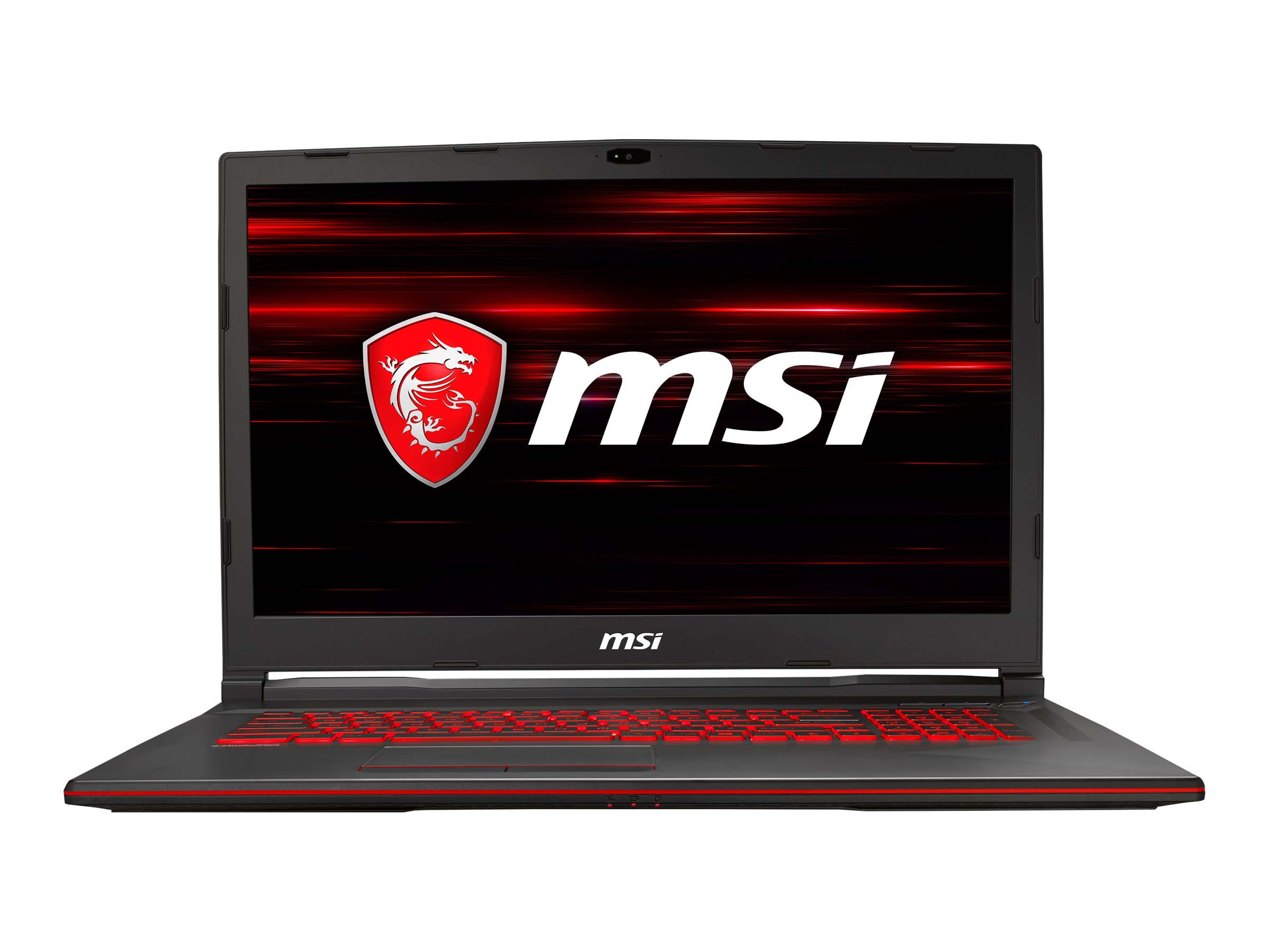 """Image for MSI GL73 8RC 032 - 17.3"""" - Core i7 8750H - 16 GB RAM - 128 GB SSD + 1 TB HDD from Circuit City"""