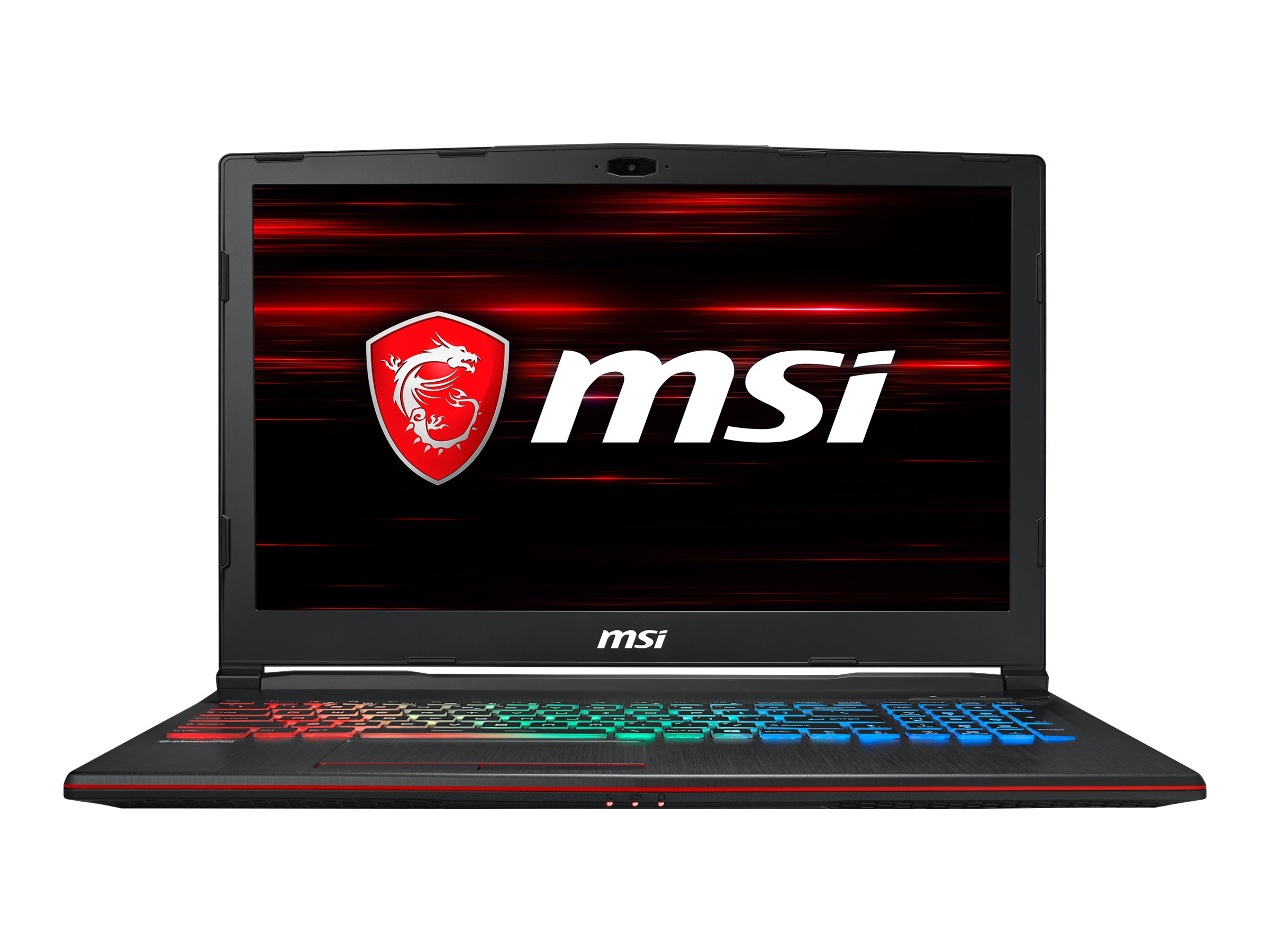 "Image for MSI GP63 Leopard-013 - 15.6"" - Core i7 8750H - 16 GB RAM - 128 GB SSD + 1 TB HDD from Circuit City"