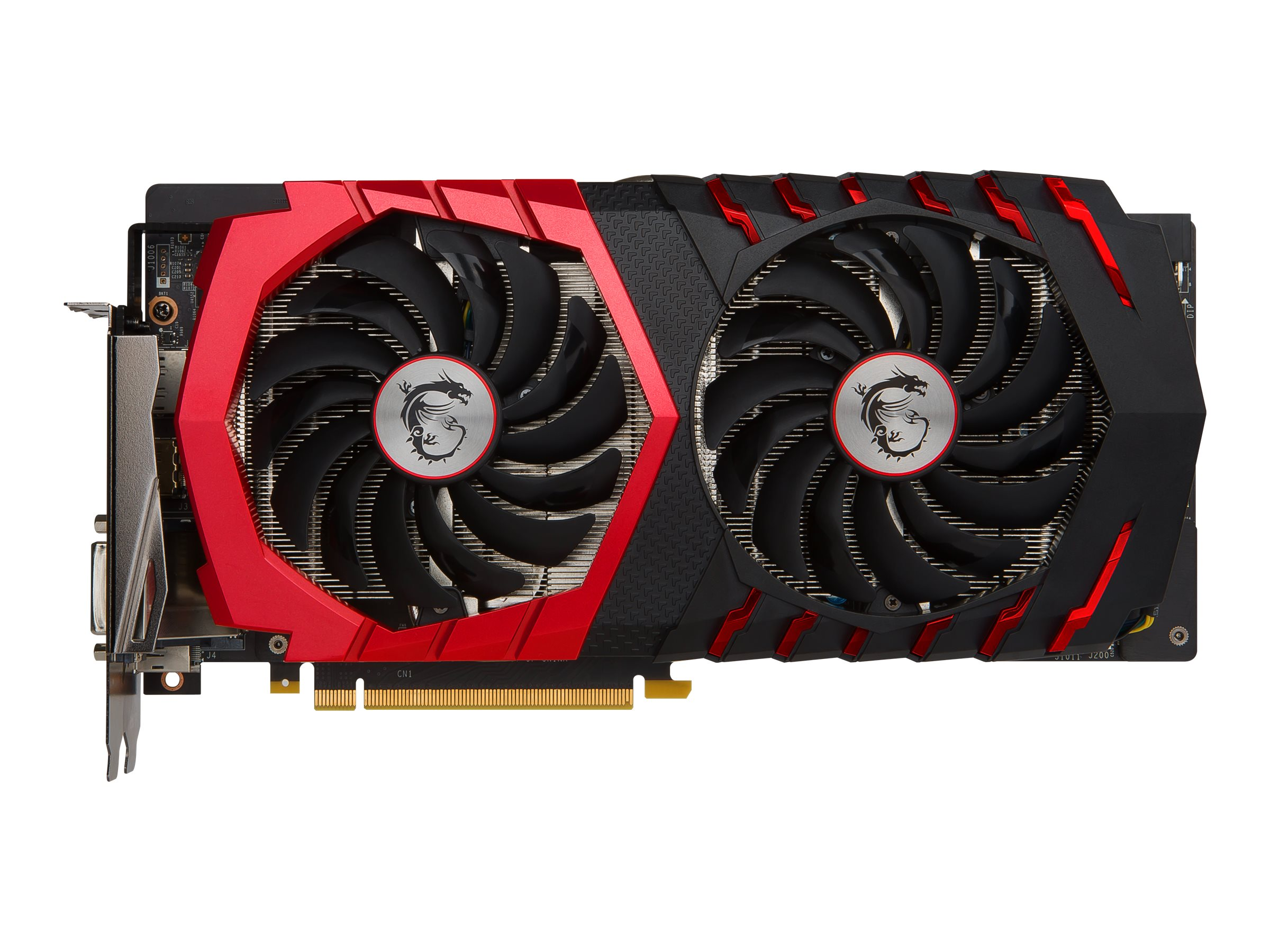 Image for Msi - Graphics Card - Gf Gtx 1060 - 6 Gb from Circuit City