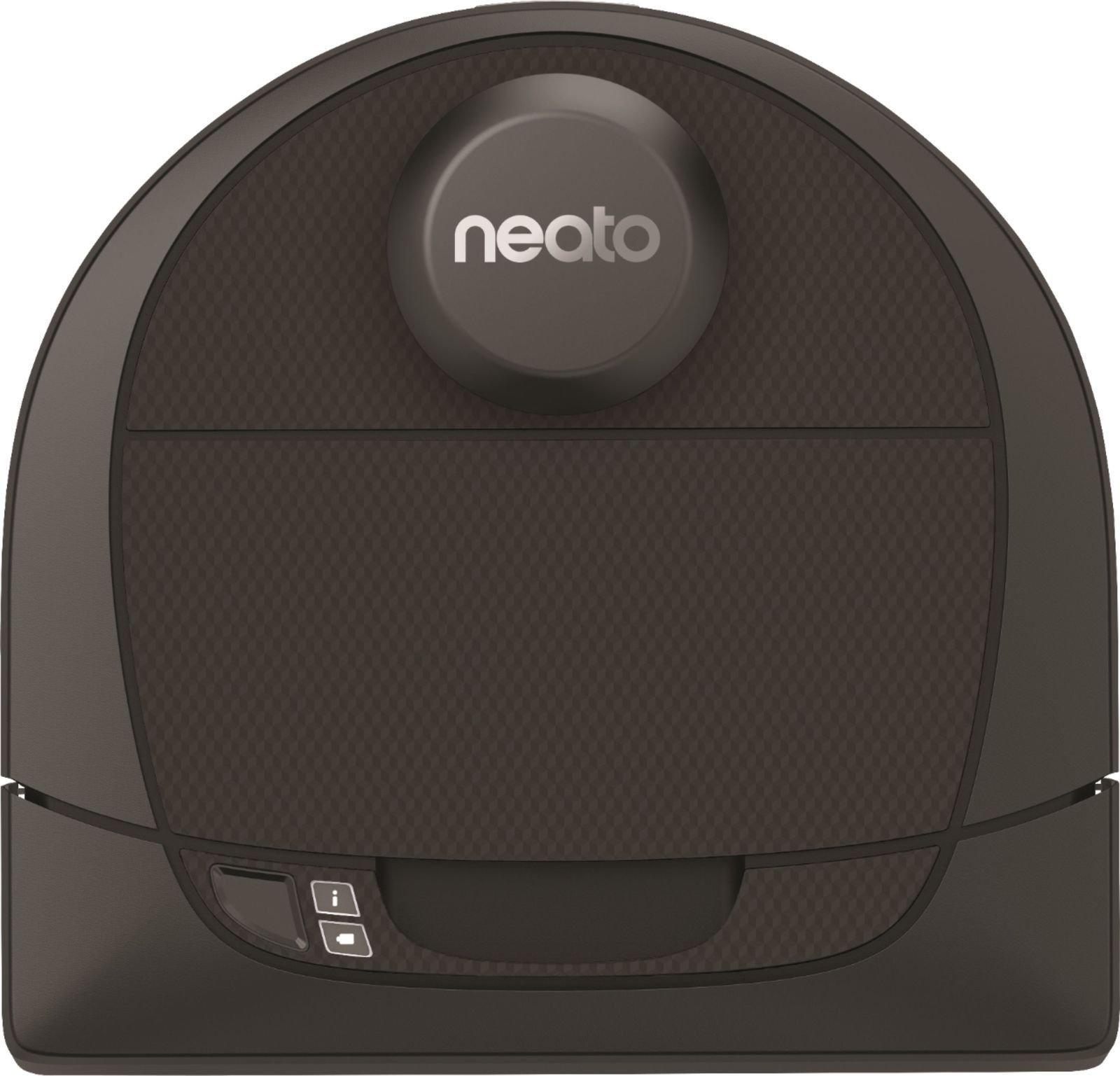 Image for Neato Robotics - Neato Botvac D4 Connected App-Controlled Robot Vacuum - Black from Circuit City