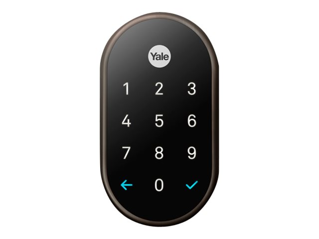 Image for Nest x Yale Lock - door lock from Circuit City