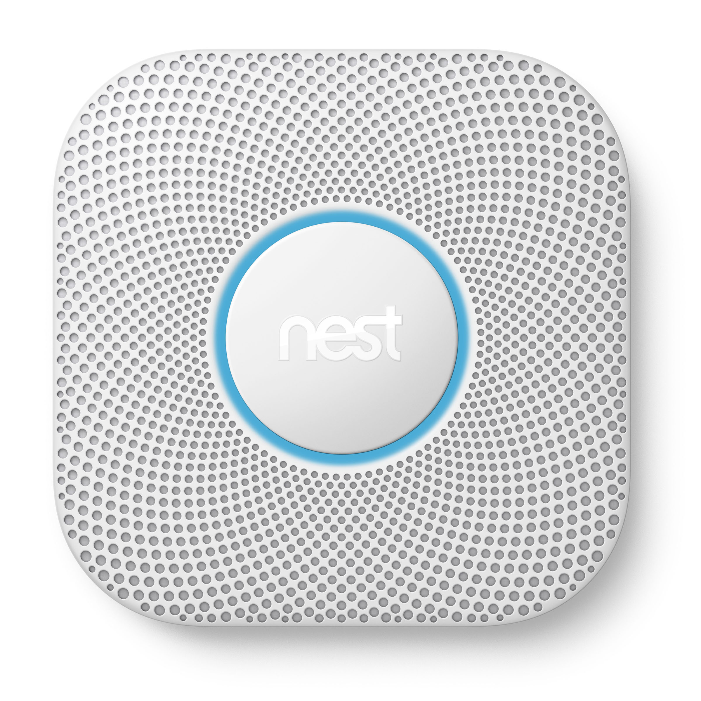 Image for Nest Protect - 2nd Generation smoke + CO alarm - Wired with Device Setup from Circuit City