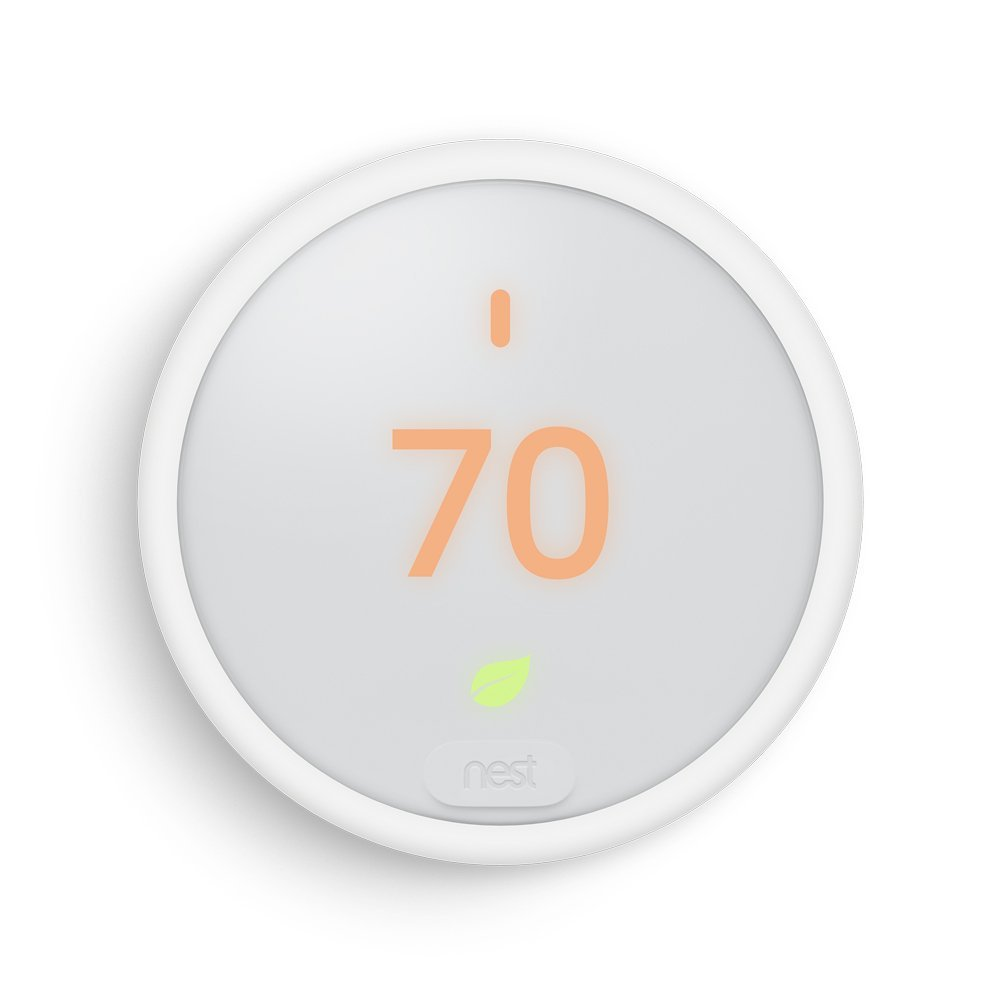 Image for Nest - Thermostat E - White from Circuit City