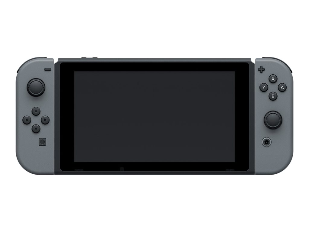 Image for Switch with Gray Joy-Con - game console - 32 GB flash - gray, black from Circuit City