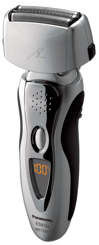 Panasonic Wet/Dry Shaver With Nanotech Blades