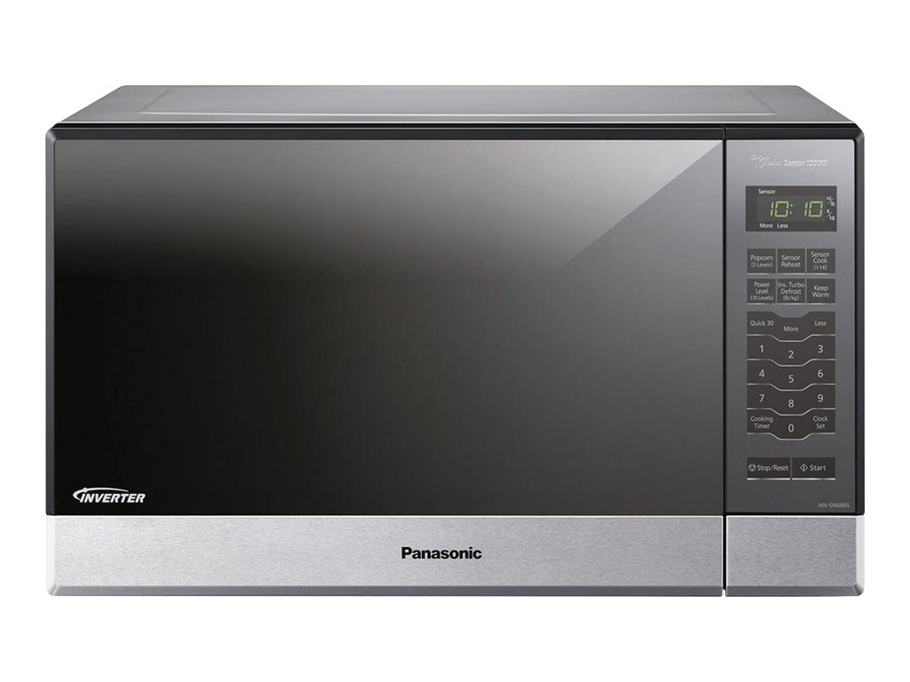 Image for Panasonic - Microwave Oven - Built-In - Stainless Steel from Circuit City