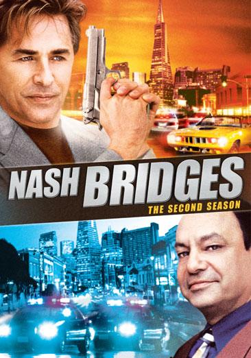 Image for Nash Bridges-Second Season (Dvd) (5Discs)-Nla from Circuit City