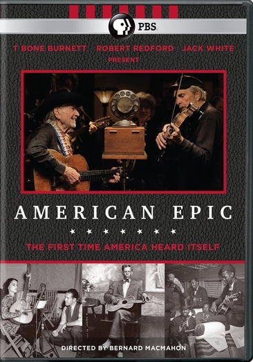Image for American Epic (Dvd) from Circuit City