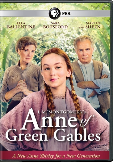 Image for L M Montgomerys Anne Of Green Gables (Dvd) from Circuit City