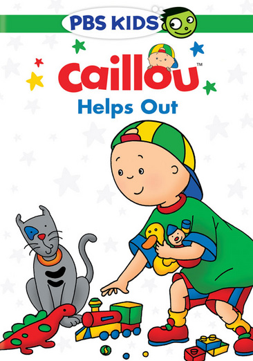 Image for Caillou-Caillou Helps Out (Dvd) from Circuit City