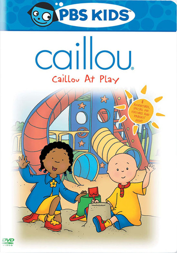 Image for Caillou-Caillou At Play (Dvd) from Circuit City